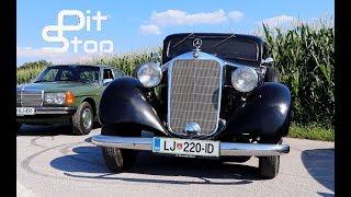 """1937 Mercedes-Benz Typ 230 (W143) """"slo"""""""