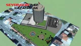 preview picture of video '2- Eski Garaj Ticaret Merkezi Projesi - Mehmet TUTAL Ak Parti Seydişehir Belediye Başkan Adayı'