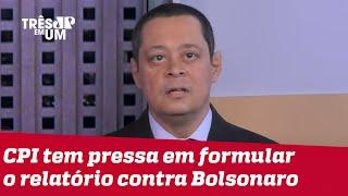 Jorge Serrão: Ricardo Barros era uma ameaça aos chamados poderosos da CPI