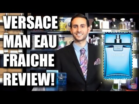 Man Eau Fraiche by Versace Fragrance / Cologne Review