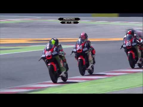 Mir Racing Premoto3 ARRASANDO!!!!