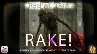 RAKE! DĚSIVÉ SETKÁNÍ?!//POHÁDKA NA NEDOBROU NOC Č.2//ZÁHADY života TV