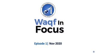 2021- Waqf in Focus 1 (English)