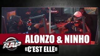 """Alonzo """"C'est Elle"""" Ft Ninho #PlanèteRap"""