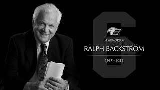 [COL] Ralph Backstrom tribute