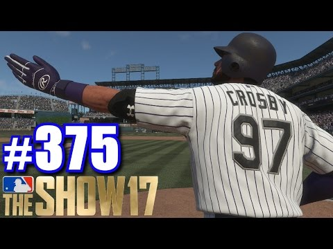 602-FOOT HOME RUN! | MLB The Show 17 | Road to the Show #375