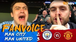 Pogba And Smalling Score To Complete Man United Comeback! | Man City 2 3 Man United | 90min FanVoice