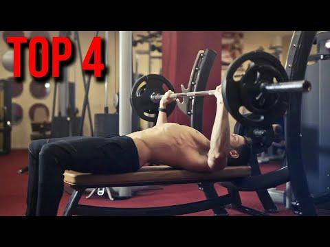 TOP 4 : Meilleur Banc de Musculation 2020