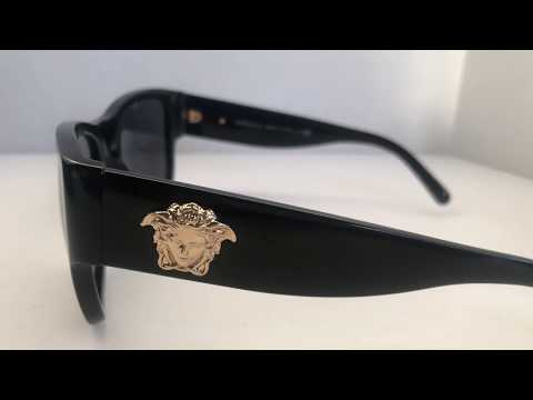 Versace Shades Model 4275 Review and Unboxing 2018