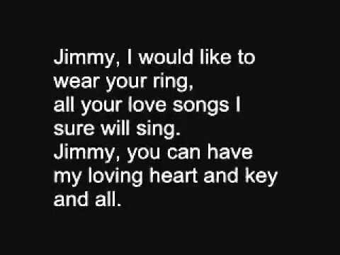 Boney M. - Jimmy (lyrics)