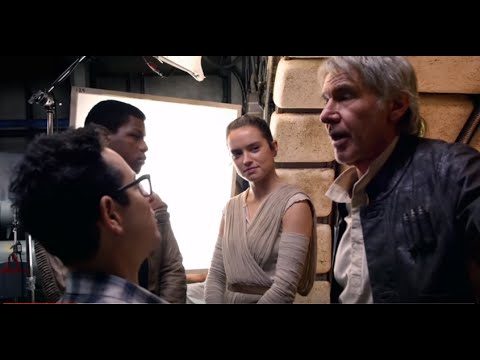 Star Wars The Force Awakens – Behind the Scenes Featurettes