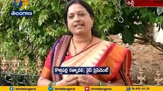 Telugu Social Worker Kothapalli Ratnavali | Gets a Chance to Meet President Ramnath Kovind