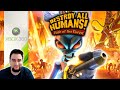 Rumo Ao 100 Destroy All Humans Path Of The Furon xbox 3