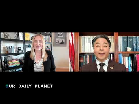 Interview of the Week: Congressman Ted Lieu (D-CA)