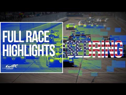 WEC - Carrera Highlights