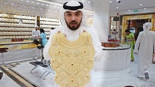 INSIDE DUBAI'S GOLD MARKET