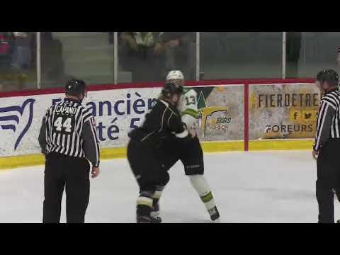 Emil Lessard-Aydin vs. Hunter Drew