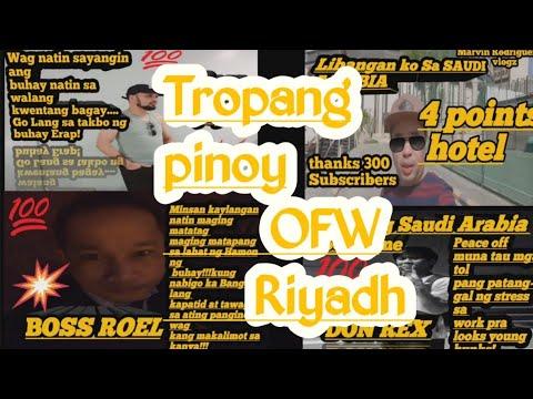 Tropang pinoy OFW