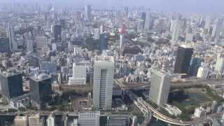 2013.11.1東京名所ヘリコプター遊覧飛行Aカメ