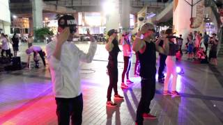 Hispop 02-04-2013 [Street Performance]