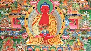 Будда Амитабха. Молитва о Чистой Земле Сукхавати (Девачен)