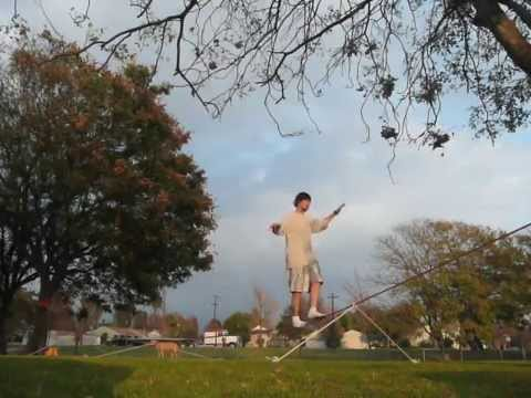 Learning to Walk on a Tight Rope: 5 Walks