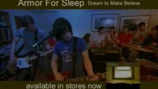 ARMOR FOR SLEEP: Dream To Make Believe (TV Commercial)