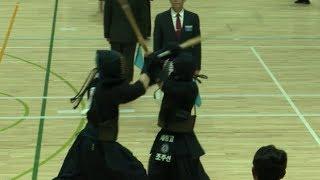 2019 추계 전국중고등학교 검도대회 고등부 단체전 세종고 VS 성동고