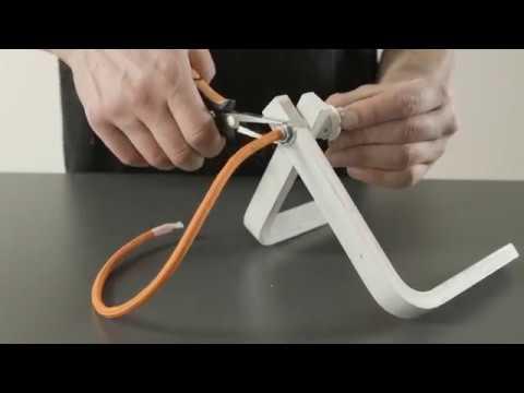 COX Una lampada innovativa: design by Matteo Canzio