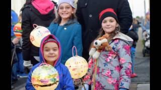 Milford Haven Lantern Parade December 2016