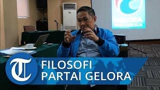 Filosofi Partai Gelora Jadikan Rakyat Sebagai Pelaku Sejarah