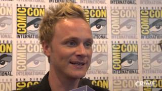Дэвид Андерс, Comic-Con 2014: iZombie – Interview with David Anders