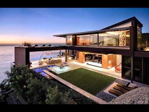 Deniz Kıyısındaki Evler ve Müthiş Dizaynları