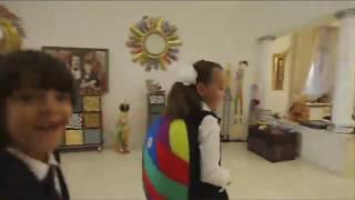 Алла-Виктория и Мартин Киркоровы.  День знаний, 02.09.2019