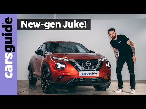 Nissan Juke 2020 review