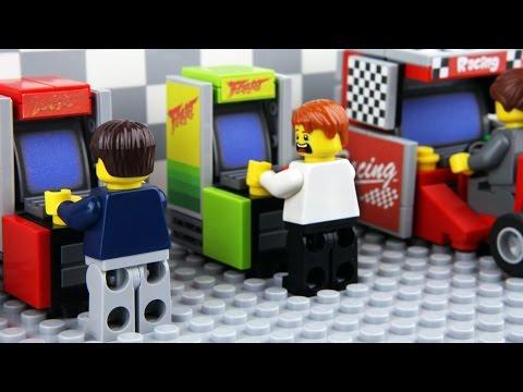 Lego Arcade Game