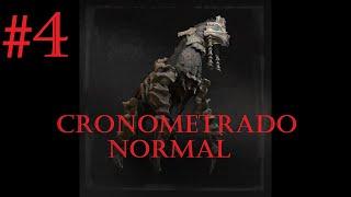 Coloso #4 - Ataque Cronometrado (Normal) - Shadow of the Colossus PS4 HD