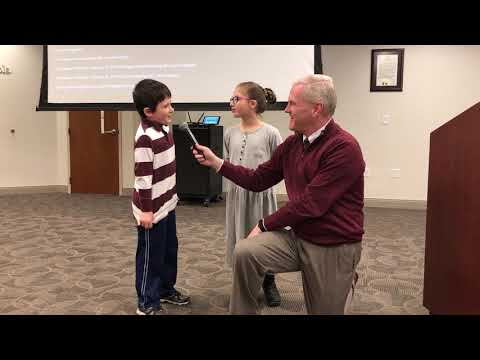 Video: Pledge of Allegiance March 12, 2019