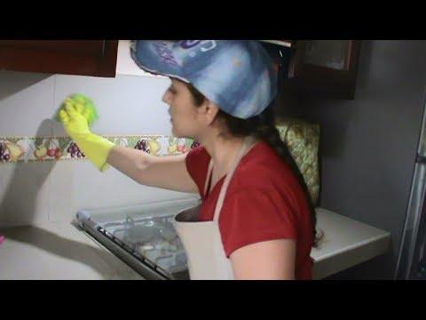 Como mantener la cocina limpia y en orden