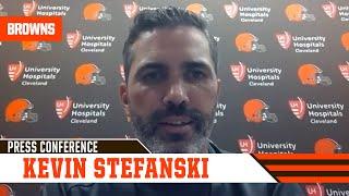 Head Coach Kevin Stefanski postgame press conference vs. Cowboys | Cleveland Browns
