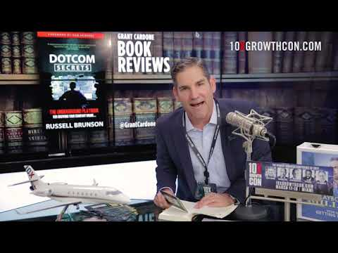 DotCom Secrets Book Review [2019]: Russell Brunson's Best Seller‎