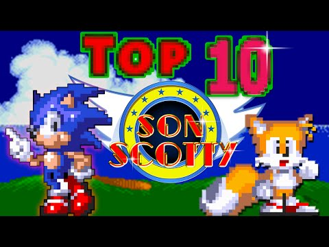 Download Top 10 Sonic Songs Sonscotty Video 3GP Mp4 FLV HD