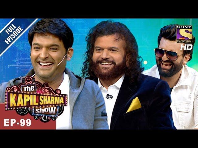 The Kapil Sharma Show – Episode 99 – April 22nd 2017 | Hans Raj Hans