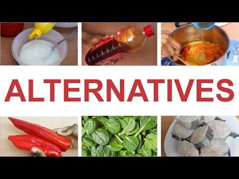 9 Alternative Nigerian Food Ingredients   All Nigerian Recipes