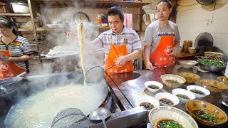 Street Food in China - ULTIMATE 14-HOUR SICHUAN Chinese Food Tour in Chengdu! (Part 1)