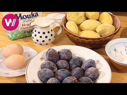 Zu Tisch in Böhmen - Obstknödel: eine Spezialität der böhmischen Küche