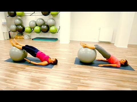 Ćwiczenia mięśni Presa