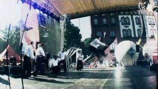 preview picture of video 'Stunt Forces: Pokazy w Słupsku - Stunt show in Słupsk !!'
