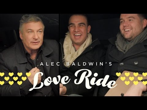 Go Wildcats (Rawrrr) (ft. Josh Ruben) | Alec Baldwin's Love Ride