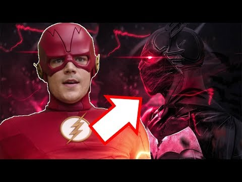 Red Death FINALLY Confirmed!? Villain Casting and Identity! - The Flash Season 6